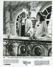 JASON CONNERY CARMELA MARNER PUSS IN BOOTS 1988 VINTAGE PHOTO ORIGINAL #1