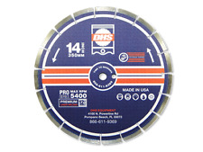 "14"" DHS Pro Series Premium Diamond Blade - Concrete, Brick, Block, Pavers"