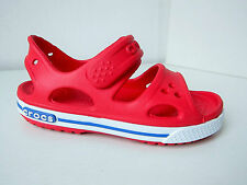 Crocs crocband II sandalen kids rot  C 8  Gr. 24 25  sandals sandal red juniors