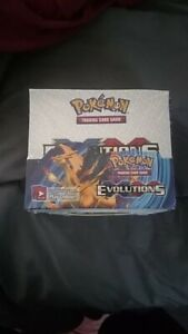 Display Pokémon XY EVOLUTIONS 36 Booster Box Sealed/PROXY/ Anglaise NEUF.
