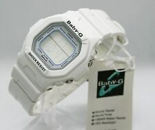 ✅ Casio Baby G BG-5600WH-7ER Negativ Display Damenuhr✅