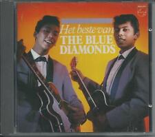 THE BLUE DIAMONDS - Het beste van CD Album 16TR (PHILIPS) 1988 West Germany