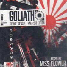 Goliath 12 - The Hardcore Edition - CD - NEU OVP - HARDCORE GABBER