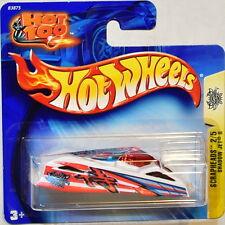 Hot Wheels 2004 Scrapheads 2/5 Shadow Jet Ii Short Card