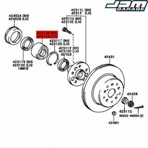 Genuine Rear Wheel Bearing Fits Toyota Mark II JZX90 1JZ-GTE 90369-43005