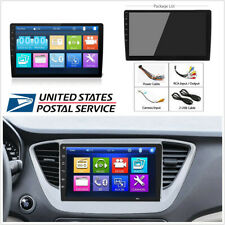 """10.1"""" 12V 2Din Ultrathin Touch Screen Car Stereo Radio USB Bluetooth MP5 Player"""
