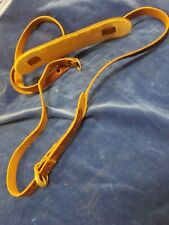Vintage G. Bruno and Sons Western Style Leather Guitar Strap (C16-1-A)
