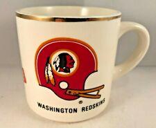 1982 Super Bowl Champs Washington Redskins NFL Football Coffee Cup Mug Souvenir