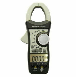 HOLDPEAK HP-870CR multimeter -60% !! 1000A TRUE RMS current clamp
