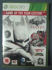 Batman Arkham City Goty - xbox 360 -