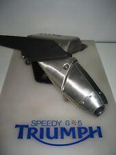 TRIUMPH DAYTONA 675 675R EXHAUST SILENCER ABS 2013 14 15 16 P/N T2202081