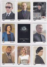 James Bond Archives 2017, 'Spectre / Skyfall' 24 Card Expansion Set