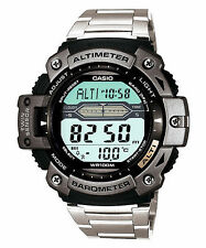 Casio SGW300HD-1AV Sport Altimeter Thermometer Watch SGW300HD-1AV New