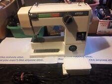 Elna Elnita 150 Sewing Machine Free Arm Portable