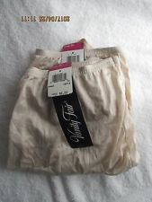 Womens Clothing Lot Of 2 Vintage Panties Vanity Fair Size 7 Nylon New with Tags