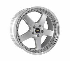 20x8.5 20x9.5 Simmons Fr-1 Silver 5/108 P35 Wheel