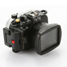 Meikon 40M 130ft Underwater Diving Camera Housing case for Sony HX90 Kamera