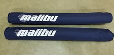 "36"" Malibu Hd Fade Proof Capped Trailer Guide Boat Pads / Pvc Post Covers Navy"