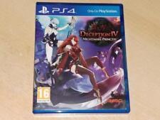 Jeux vidéo allemands non classé pour Sony PlayStation 4