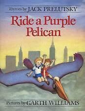 Ride a Purple Pelican-ExLibrary
