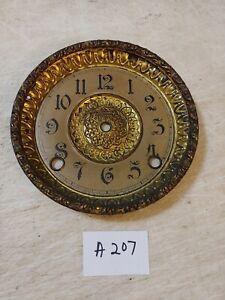 INGRAHAM MANTLE CLOCK DIAL & BEZEL NO GLASS