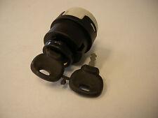 12V/24V Universal 3 posición Resistente al Agua Interruptor de Encendido con 2 llaves 14607