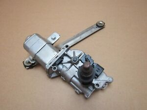 Land Rover Discovery 2 TD5 2004 rear wiper motor assembly (3055)