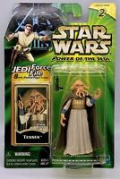 TESSEK Star Wars Power of the Jedi POTJ Force File Jabba Palace Squid Head