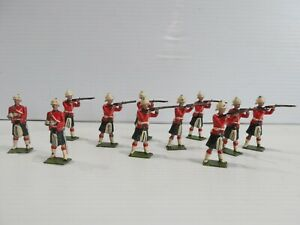 Britains, The Black Watch Royal Highlanders, 42nd Highlanders #122  (32A)