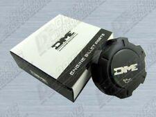 DME ALUMINUM BLACK OIL CAP FOR STANDARD SUBARU STAR SVX TRIBECA XT 360 1400