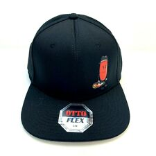 Maroon 5 Otto Flex Red Pill Blues Tour Hat (13-1206) Stretch Fitted - S/M