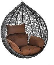h ngematten aus rattan ebay. Black Bedroom Furniture Sets. Home Design Ideas