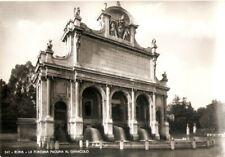 Postcard: Italy - Roma. La Fontana Paolina  Al Gianicolo