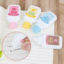 Correction Tape Stationery Cartoon Milk Bottle Style Office And School Supplies