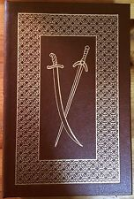 The Talisman by Sir Walter Scott (Hardcover, Easton Press, Leather-Bound)