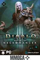 Diablo 3 III Rise of the Necromancer Key - PC Battle.net Addon Code RPG [EU/DE]