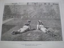 I nostri ragazzi soluzione della questione orientale da Walter Severn 1877 stampa Toy Soldiers