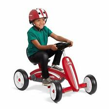 NEW  ADJUSTABLE Radio Flyer Pedal Racer, Model #687 FREE SHIPPING