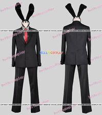 Inu x Boku SS Agent Cosplay Suit Natsume Zange Costume H008
