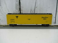 Vintage HO Scale 50' Box Car Plug Door Nickel Plate Road GARX 51414 Roundhouse
