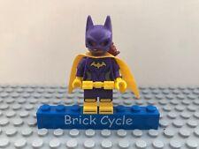 Lego Batgirl Minifigure From Batman Sets 70902 70921 70906 & 70917 (sh305)