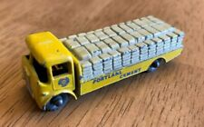 Lesney Matchbox 1958 Albion Chieftain Cement Gray Wheels Number 51 Very Nice  |