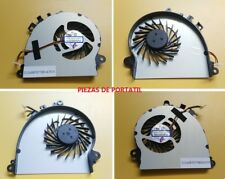 Ventilador Msi GS70, GS72 izquierdo+derecho       4040009
