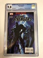 Dark Avengers (2009) # 1 (CGC 9.8 WP)   1st app Dark Avengers