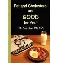 Fat and Cholesterol are Good for You, Ravnskov, Uffe, Acceptable Book