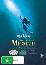 The Little Mermaid (DVD, 2008, 4-Disc Set) NEW REGION 4
