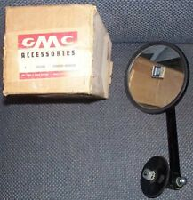 Original GMC Factory Accessory Fender Mounted Mirror