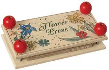 Flower Press Blumenpresse Blatt Presse Press