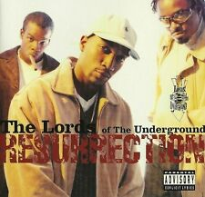 Lords of the Underground - Resurrection    new cd in seal
