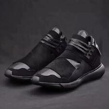 Adidas zapatilla bota de cuero de los hombres de eBay